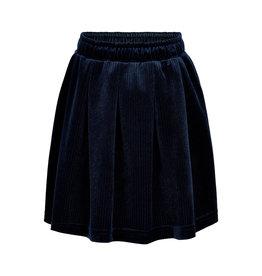 Creamie Creamie Skirt Velvet- Total Eclipse
