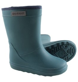 Enfant EN FANT Thermo Boots Dark Green
