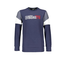 Bellaire Bellaire Kenne LS T-Shirt-Navy Blazer