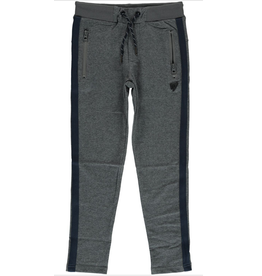 Bellaire Bellaire-Spike Grey Melee Sweat Pants-Antracite