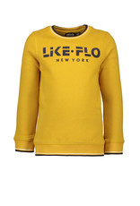 Like Flo Like Flo Boys Sweater Divers-Mosterd