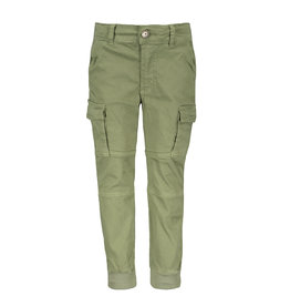 Like Flo Like Flo Boys Woven Chino Pants- Army