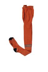 NONO NONO Luka thight knitted in rib sock Cinnamon