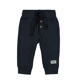 Little Bampidano LB- New Born Trousers Plain-Navy