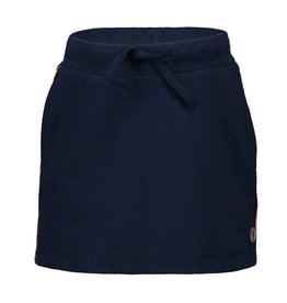 Moodstreet Moodstreet-MT Sweat Skirt-Navy