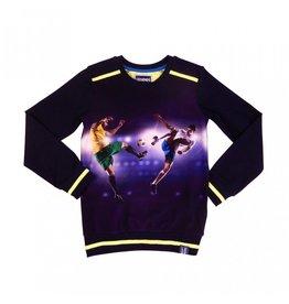 Legends Legends22 Sweater Score Multicolor - maat 86/92