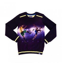 Legends Legends22 Sweater Score Multicolor