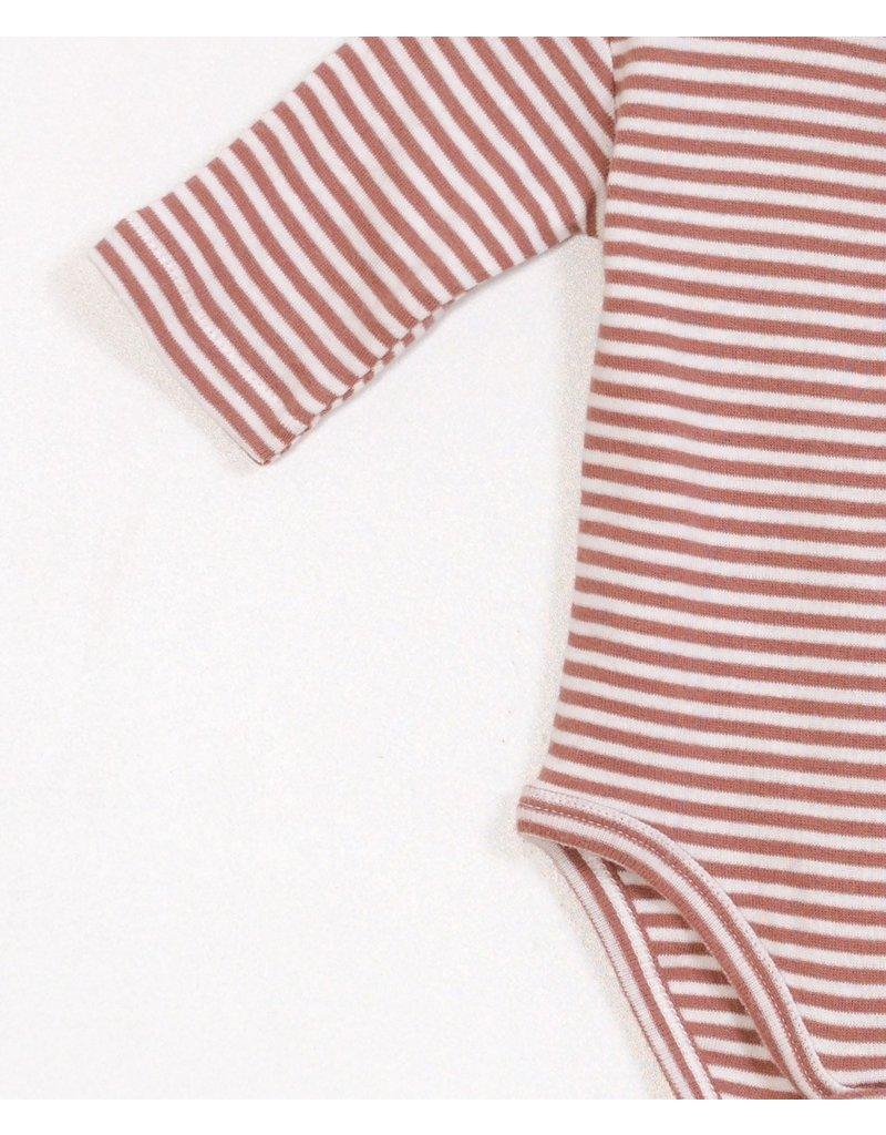 Play Up Play Up Striped Rib Bodysuit