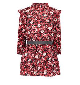 Like Flo Like Flo Girls AO Flower Dress- Flower