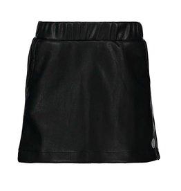 Moodstreet Moodstreet Leatherlook Skirt Black