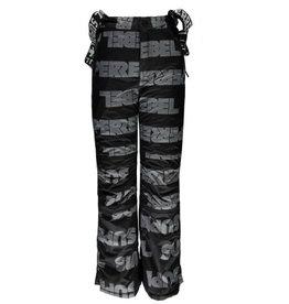 Super Rebel SuperRebel-Ski Pants AO-Tekst Black maat 140