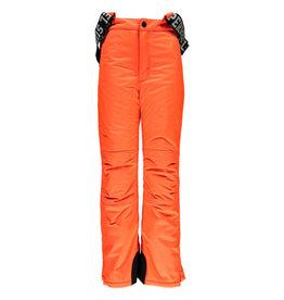 Super Rebel SuperRebel-Ski Pants Plain-Neon Red maat 164