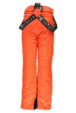 Super Rebel SuperRebel-Ski Pants Plain-Neon Red