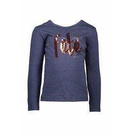 NONO NONO-Kus D T-shirt-Navy Blazer