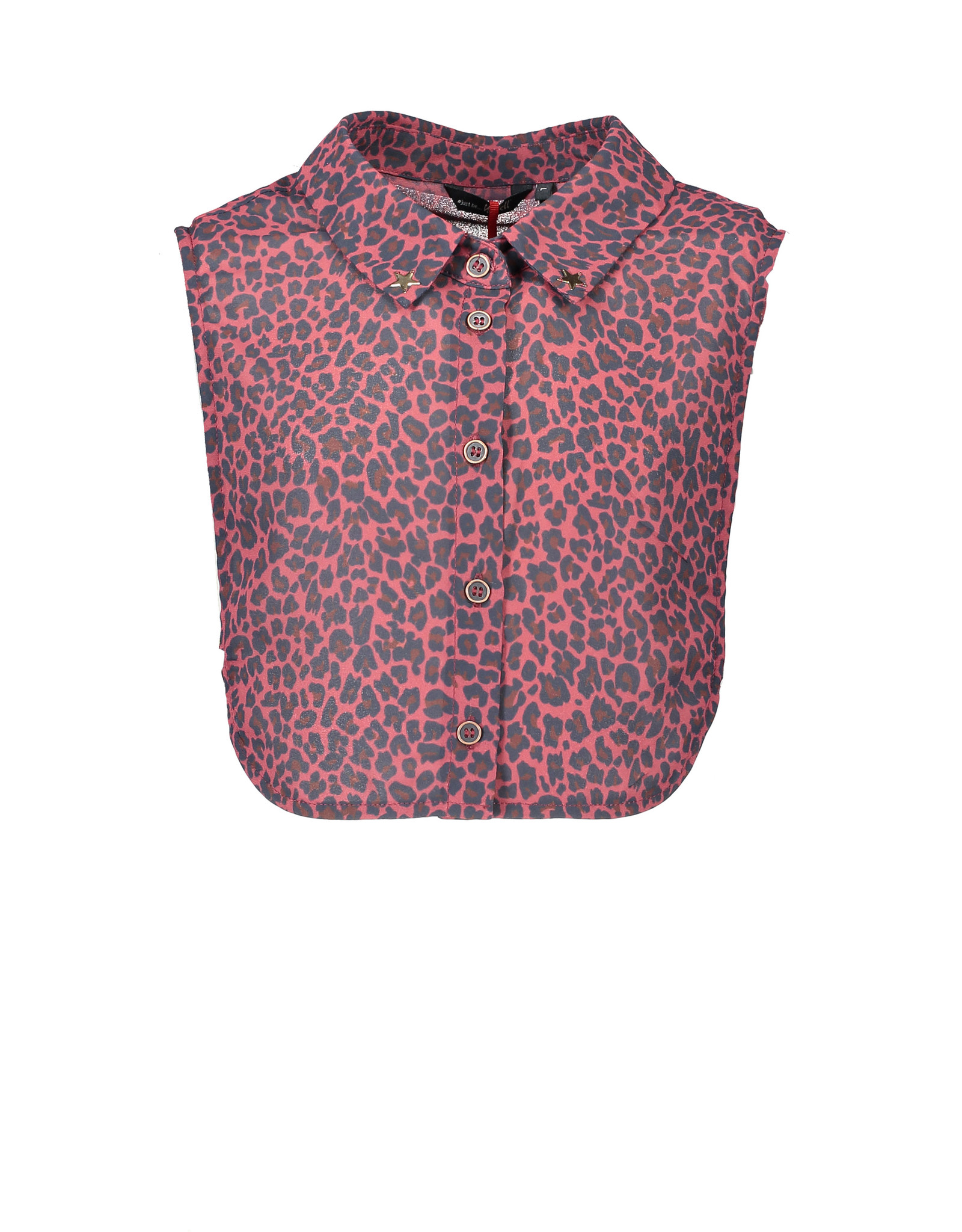 NoBell NoBell-Coby Animal Collar-Wine Red
