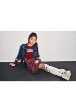 NoBell NoBell-Rosi Long Sock Star-Snow White