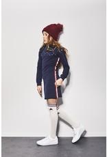 NoBell NoBell-Monky Dress AOP-Navy Blazer