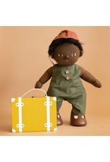 Olli Ella Olli Ella Dikum Doll Travel Togs - Mustard