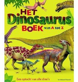 Het dinosaurusboek van A Tot Z
