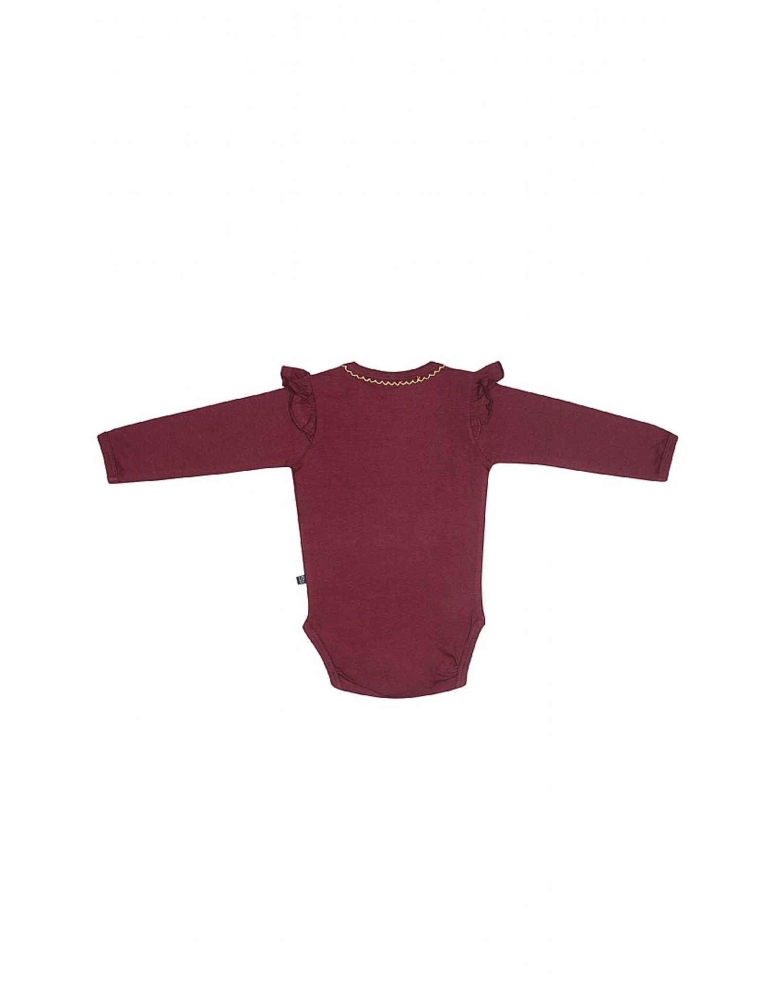 KIDS UP Kids Up Baby Body Burgundy