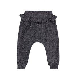 KIDS UP Kids Up Baby Tuss Pants Glitter Black