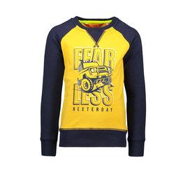 TYGO & Vito TYGO & Vito Sweater Solid FEARLESS D.Yellow