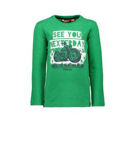 TYGO & Vito TYGO & Vito T-shirt Longsleeve SEE YOU NEXTERDAY Green