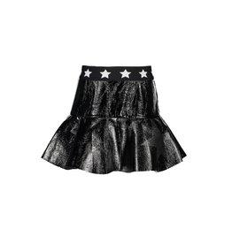 B.Nosy B.Nosy Girls-Skirt With Ruffle-Black