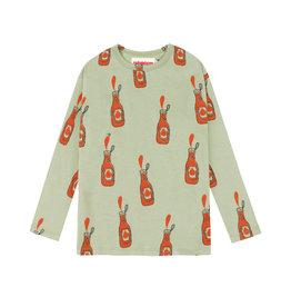 Nadadelazos Nadadelazos T-shirt Ketchup Menta Green