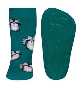 Ewers Ewers Softstep Sokken Wasberen Jade
