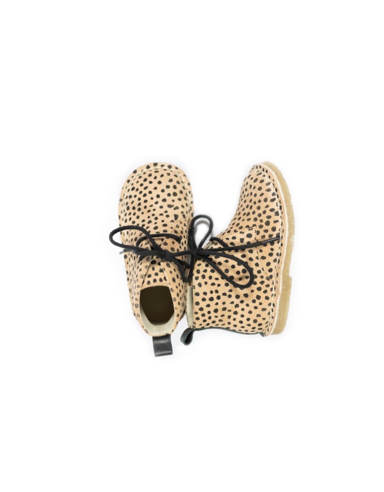 Mockies Mockies Kids Boots Speckle Sand