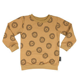 Shout it Out Shout it Out Sweater Lion Ocre