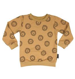 Shout it Out Shout it Out Sweater Lion Ocre