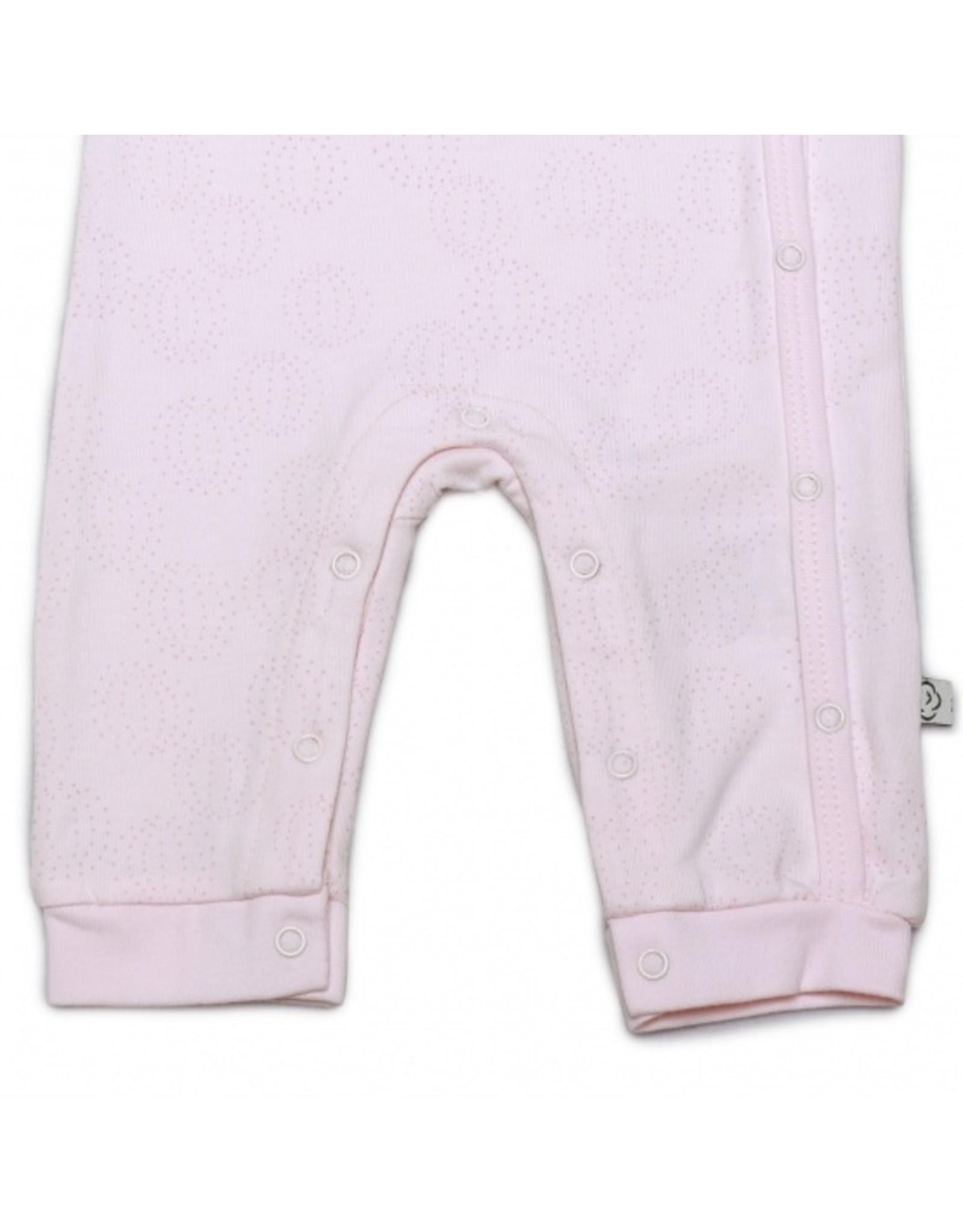 Pippi Pippi-Premature-Jumpsuit Wrap-Around-AOP Shrinking Violet