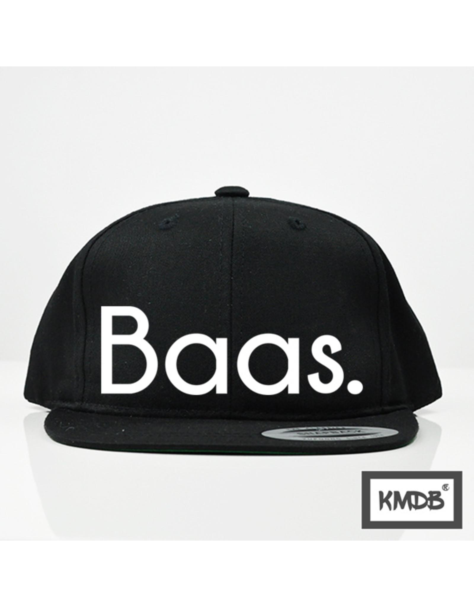 """KMDB KMDB Snapback """" Baas """" Black"""