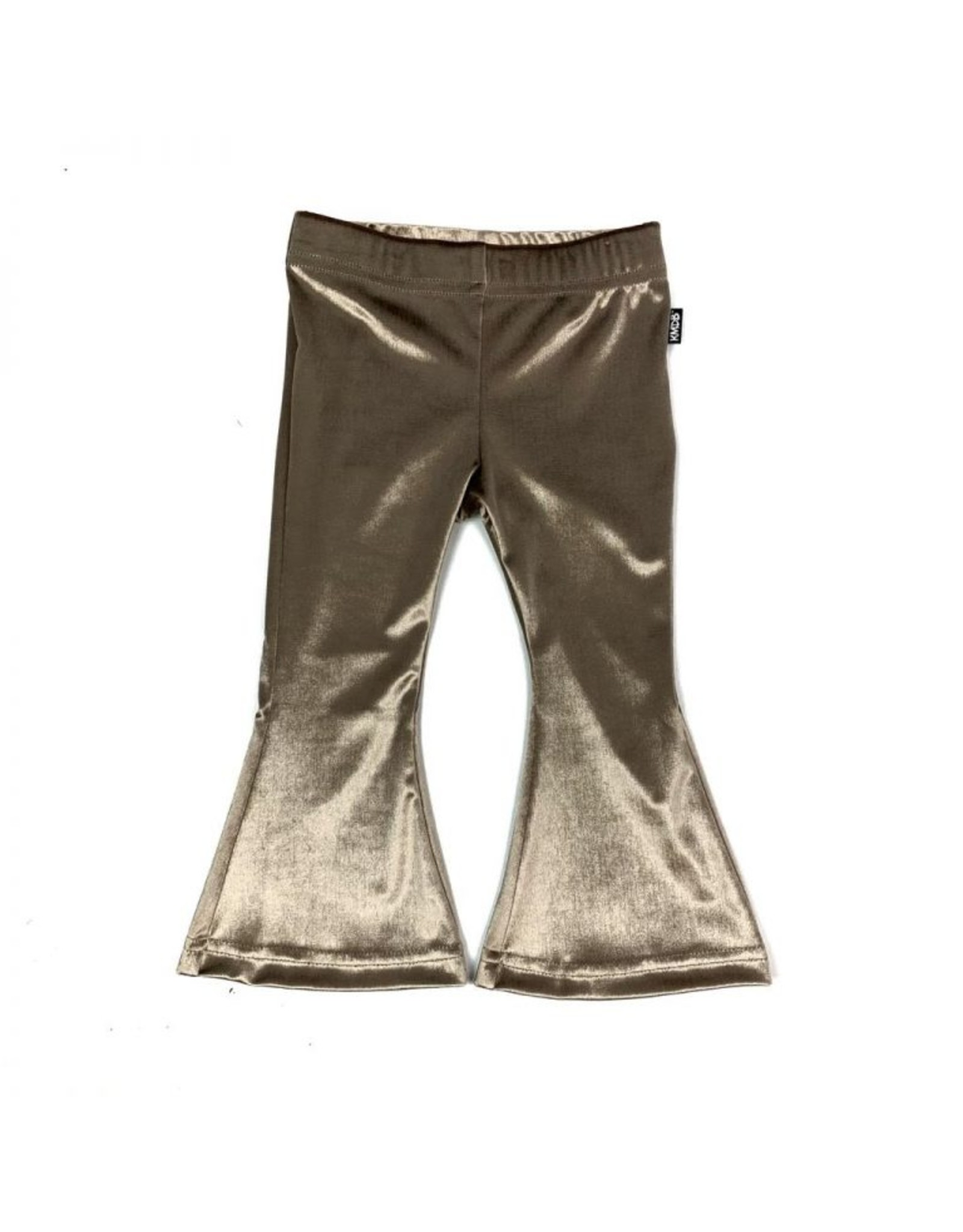 KMDB KMDB Kids Pants Flared Sand