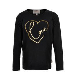 Creamie Creamie T-shirt Love Longsleeve Black