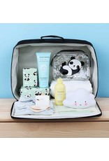 A little lovely company A Little Lovely Company Koffer Glitter Panda