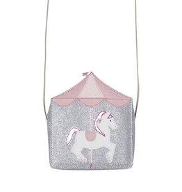 Billy Loves Audrey Billy Loves Audrey Carousel Shoulder Bag