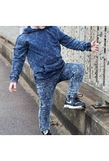 KMDB KMDB Baby Bikerpants Vince Baby Acid Blue