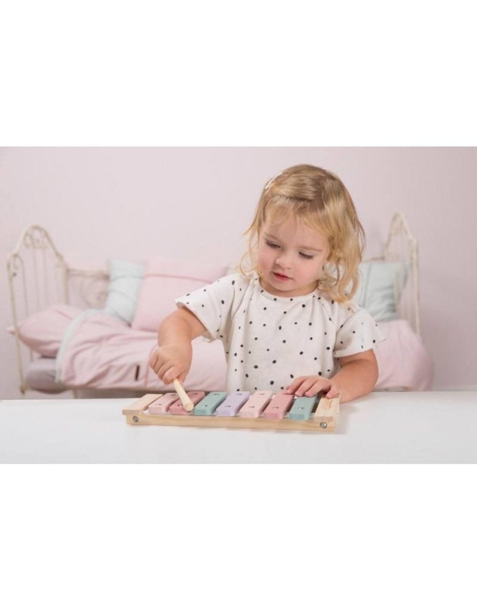 Little Dutch Little Dutch Xylofoon-Adventure Pink