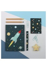 A little lovely company A Little Lovely Company Stationery Set Space