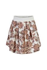 Creamie Creamie Skirt Big Flower Cloud