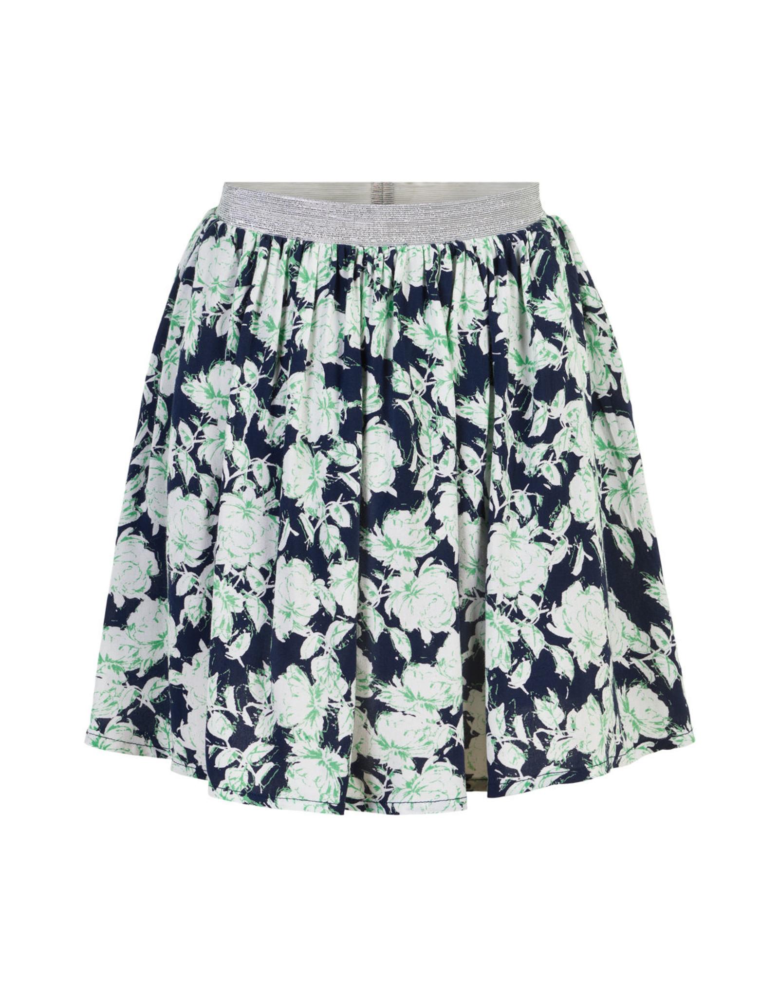 "Creamie Creamie Skirt Flower Outline-""Total Eclipse """