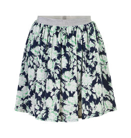 "Creamie Creamie Skirt Flower Outline-""Total Eclipse """