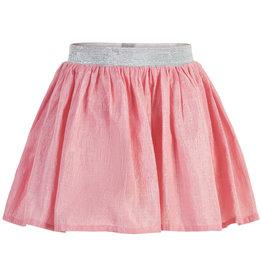 "Creamie Creamie Skirt Silver Stripe- ""Pink Lcing"""