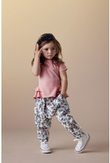 "Creamie Creamie T-shirt Girl- SS-""Pink Lcing"""