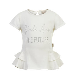"Creamie Creamie T-Shirt Girls SS-""Cloud Without Print"""
