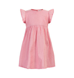 "Creamie Creamie Dress Silver Stripe- ""Pink Lcing"""
