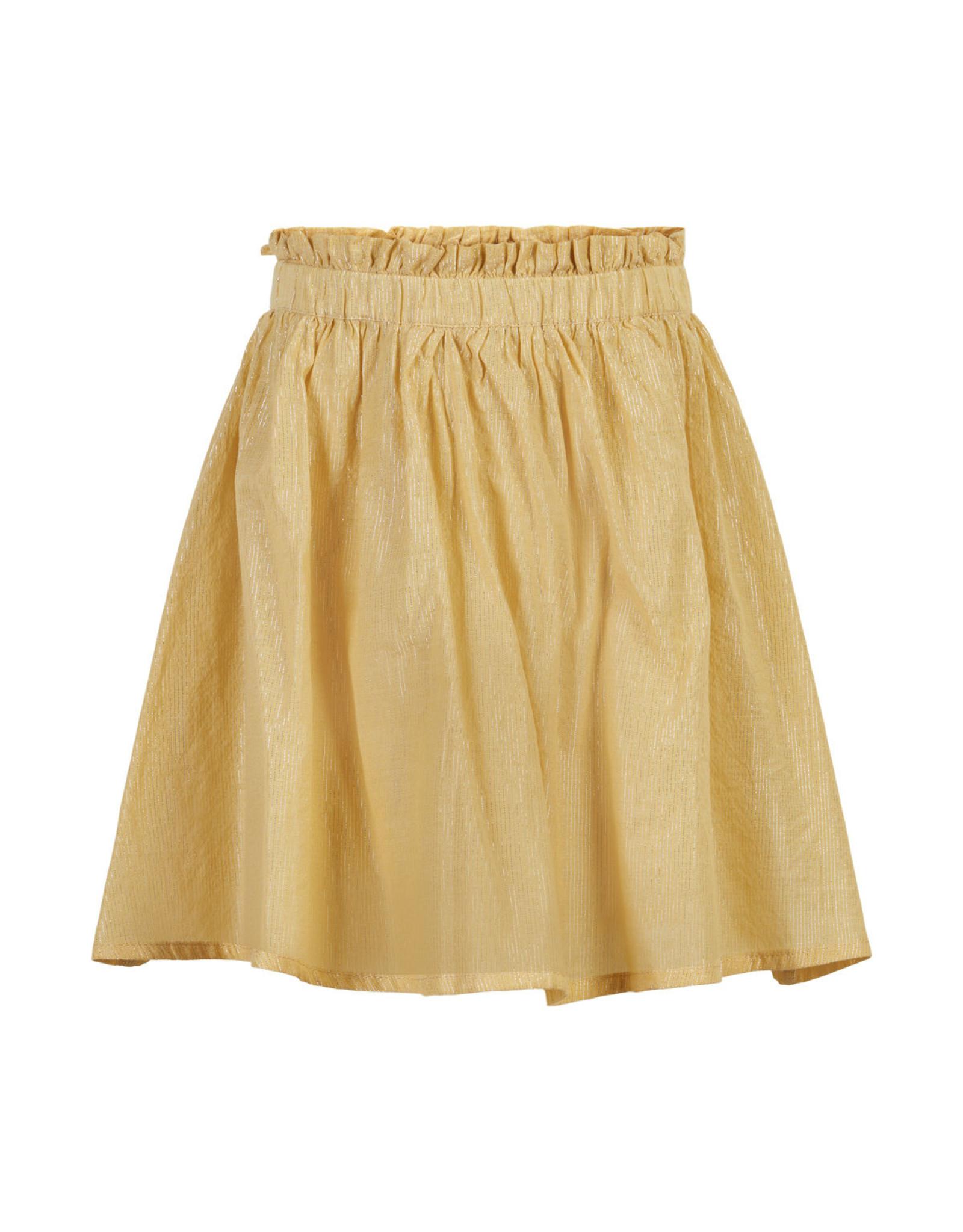 Creamie Creamie Skirt Silver Stripe Rattan
